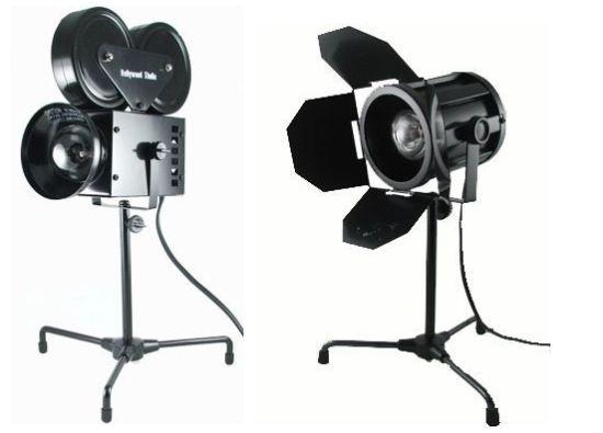 movie camera lamp 5965