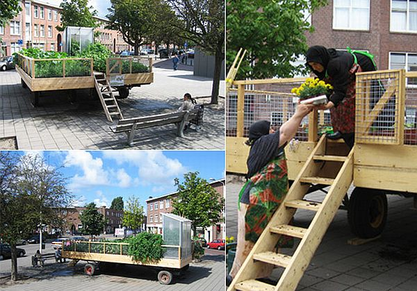 moving community garden