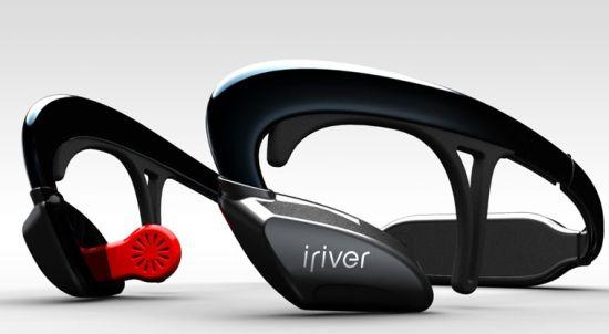 mp3 player headset iriver swing 01