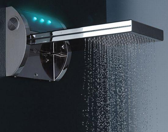 mp3 shower head by bossini  03
