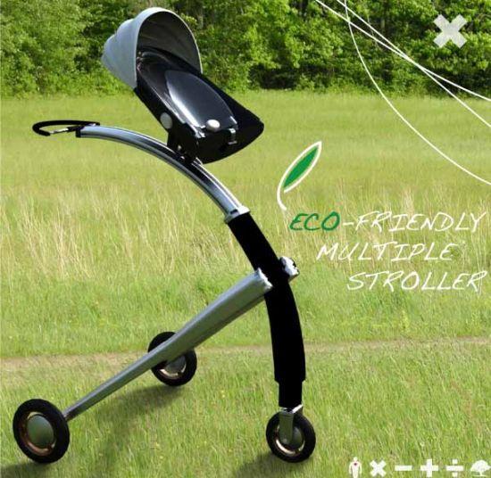 multiple stroller eco friendly 01