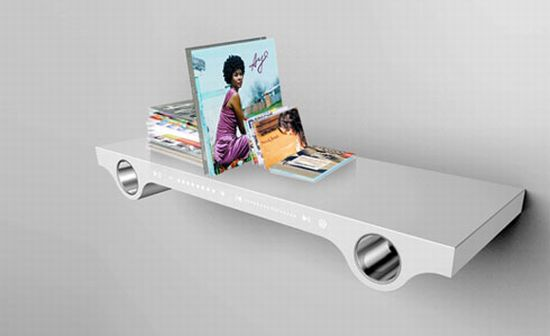 musical shelf EKhkZ 58