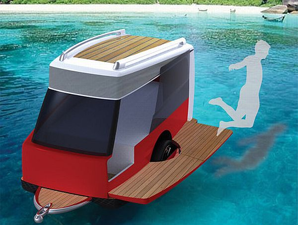 nautic sleeper caravan
