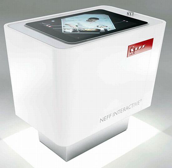neff interactive microsoft surface