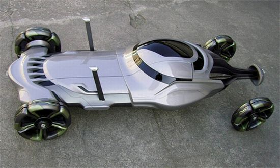 nervastella concept car 1