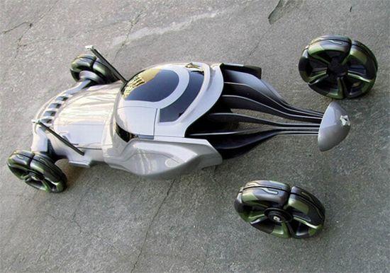 nervastella concept car 2