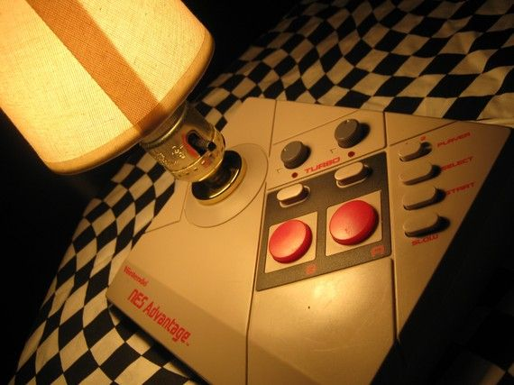 nes advantage joystick desktop lamp 03