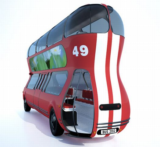 new bus for london 2 cOO8M 58