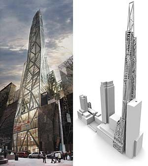 new skyscraper coming up for moma