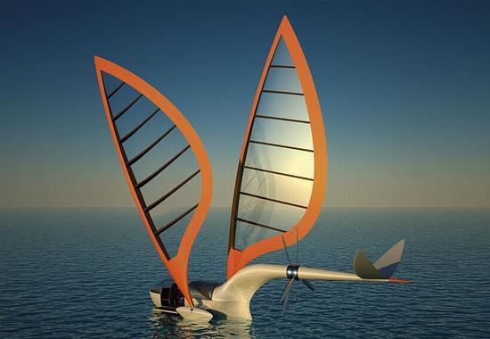 octuri sailing aircraft
