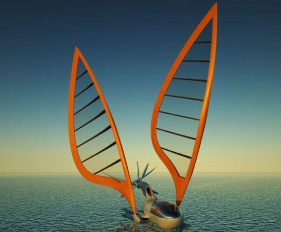 octuri sailing aircraft 9