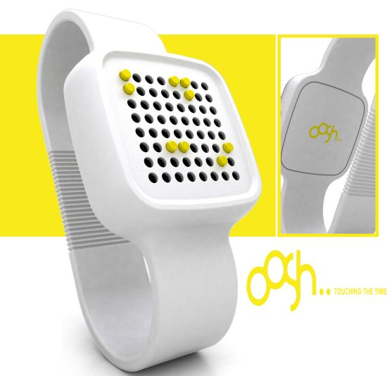 oosh a braille watch