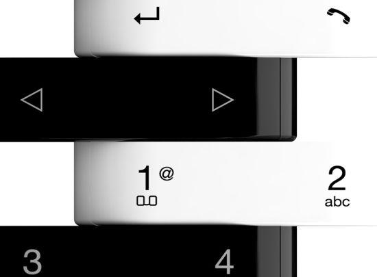 Designer Cordless Phone Orefon Cordless Phone Gives