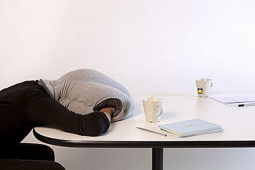 ostrich power nap