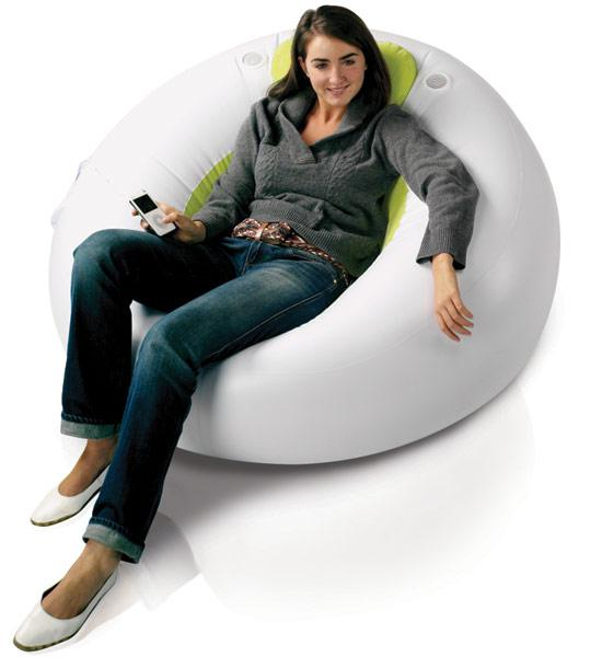 ozone inflatable lounger