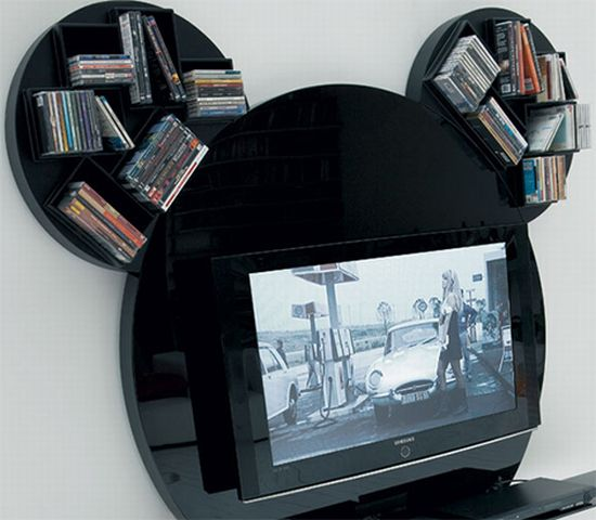 paciniecappellini tv stand mickey mouse 2