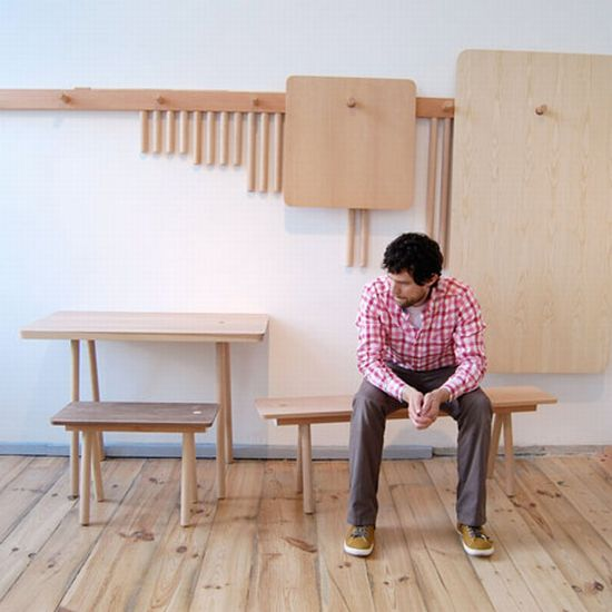 peg furniture system 12
