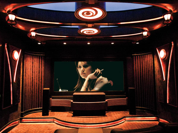 Hi Tech Home Theater Design Ideas Designbuzz