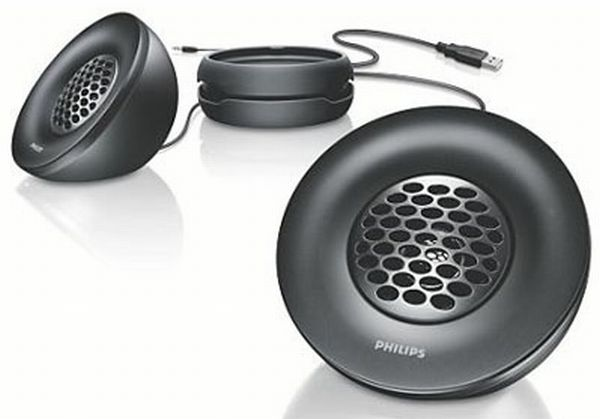 Philips Pocket size Portable Speakers