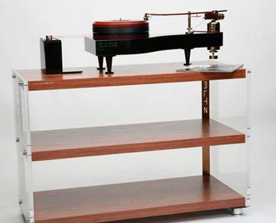 piano shaped turntable 03
