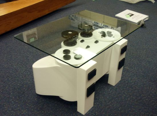 playstation controller coffee table 02