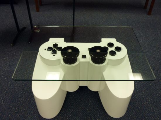 playstation controller coffee table 05