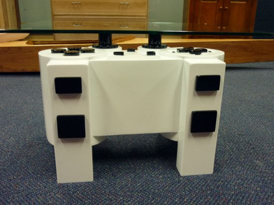 playstation controller coffee table 06