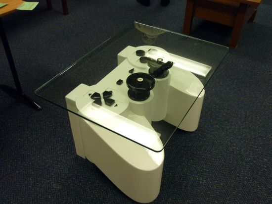 playstation controller coffee table 07