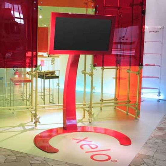 point of sale display stand xelo stands 2 UyOCk 17