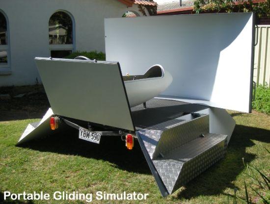 portable gliding simulator 02