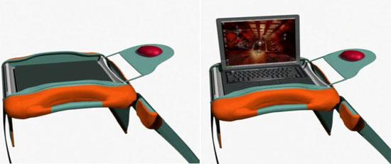 portable laptop bag 16