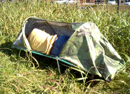 portable shelter for the homeless 01