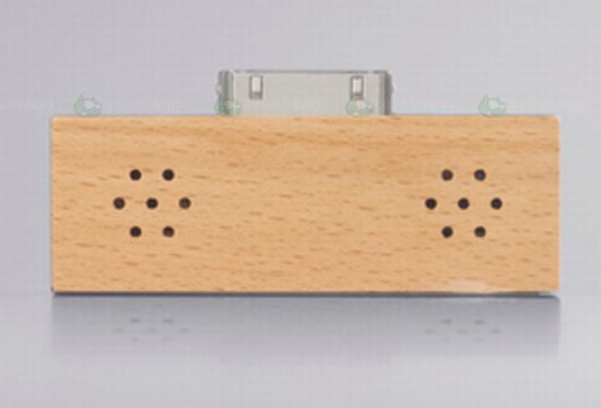 portable wooden speakers 01