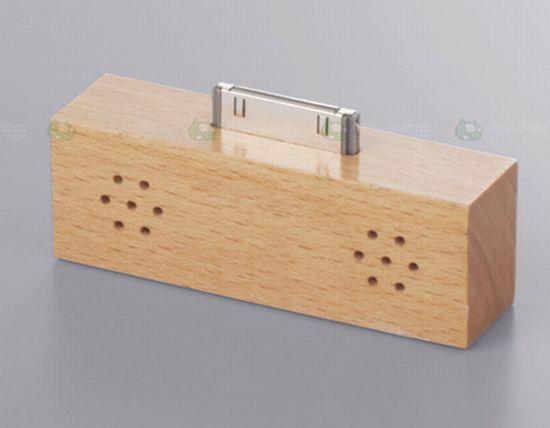 portable wooden speakers 02