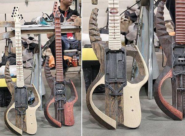 praxis guitars