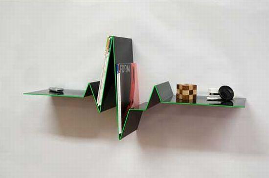 pulse bookshelf 1