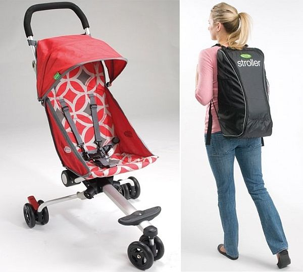 QuickSmart Back Pack Stroller