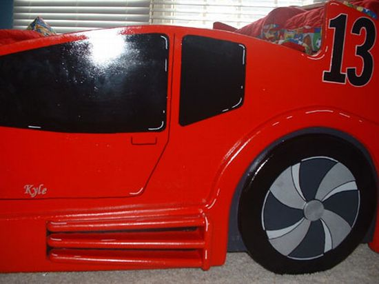 race car bed image 2