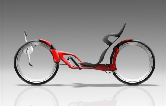recumbent bicycle 1 aUcSM 17621