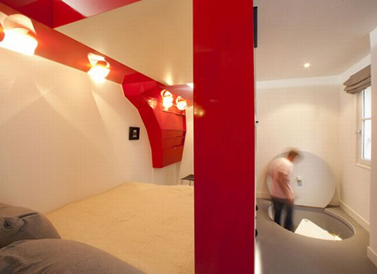 red nest tiny apartment 6