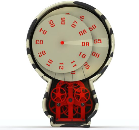 regulateur clock 03