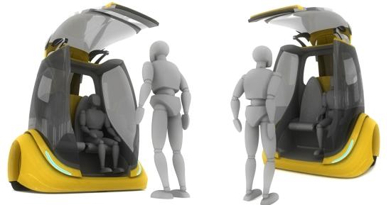 robo taxi 2
