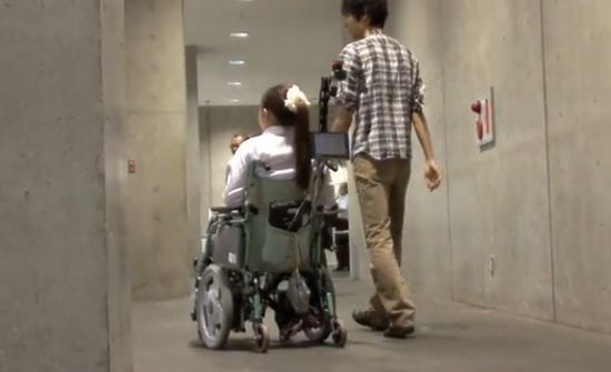 robotic wheelchair 01