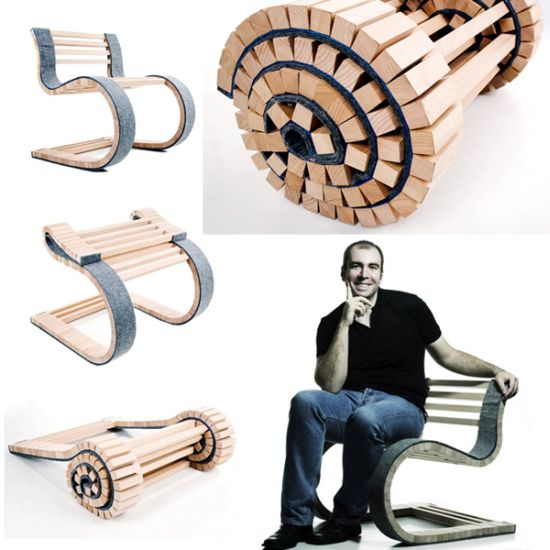 rollable chair
