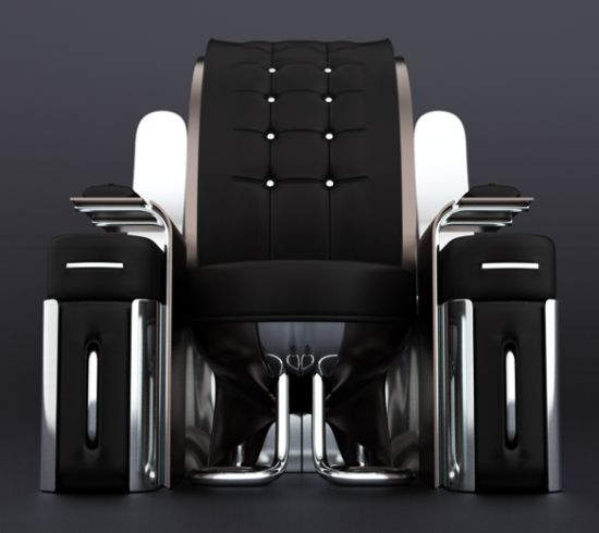 rondocubic chair 01
