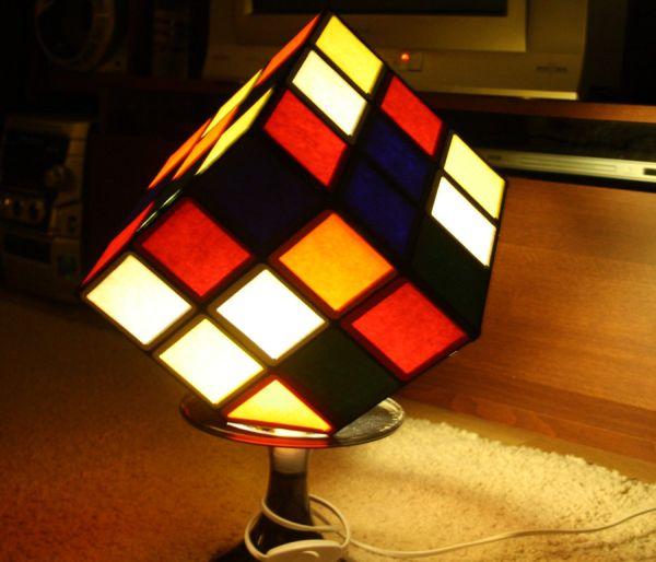 Rubik's Cube designs
