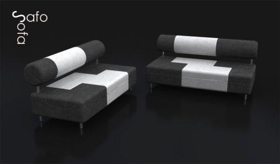 safo sofa