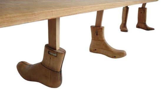 salvaged wood bench 01
