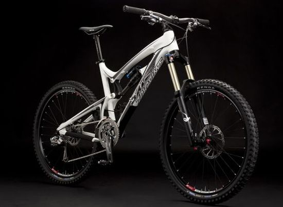 santa cruz carbon fiber nomad c 01