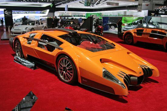 Sbarro Autobau Concept Weird To The Core Designbuzz